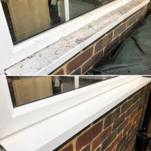 Softwashing in Surrey and London
